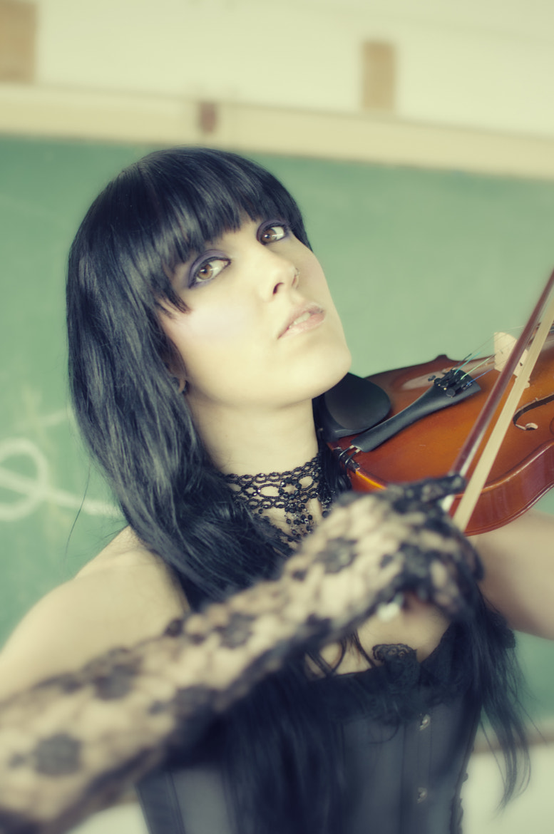 Photograph Violin by Diana Martins on 500px
