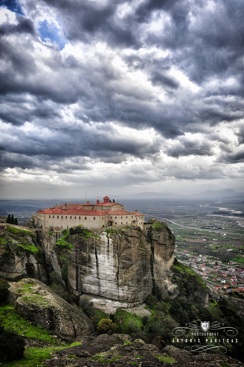 Photograph Meteora, A Holy place by Antonis Panitsas on 500px