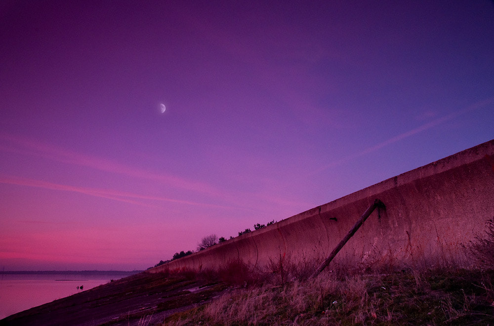 Photograph Sky and wall. by Vitaly Kozin on 500px