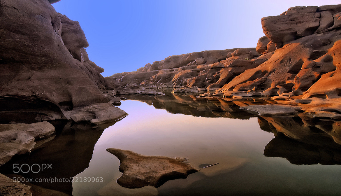 Photograph Canyon by Au Phairatphiboon on 500px