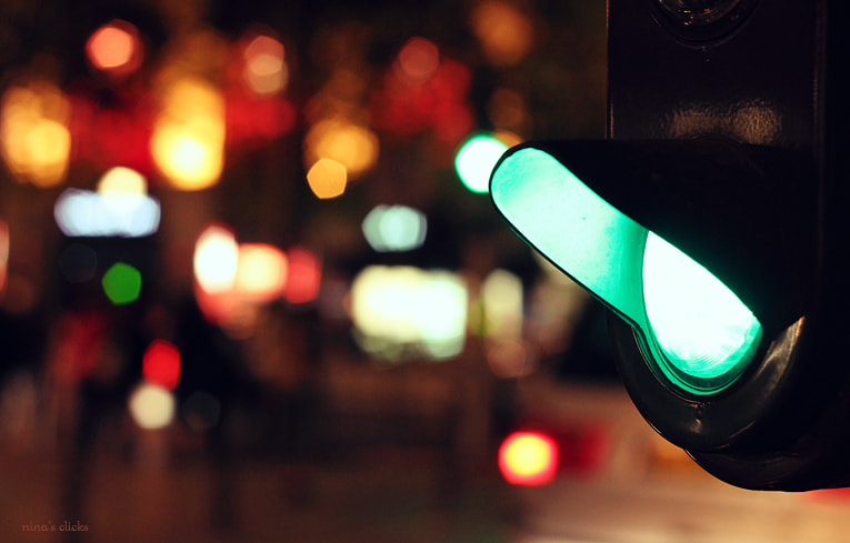 Photograph Green light by Nina's clicks on 500px