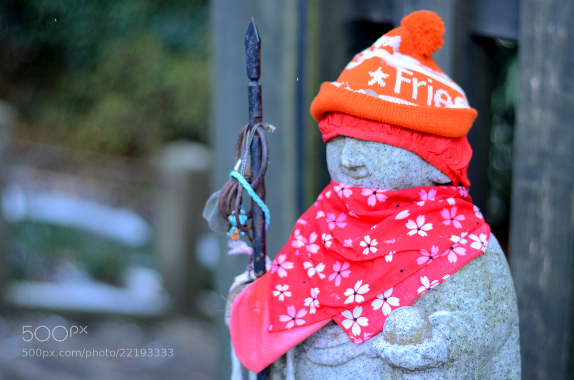 Photograph smiling in the chill by Sayaka Suzuki on 500px