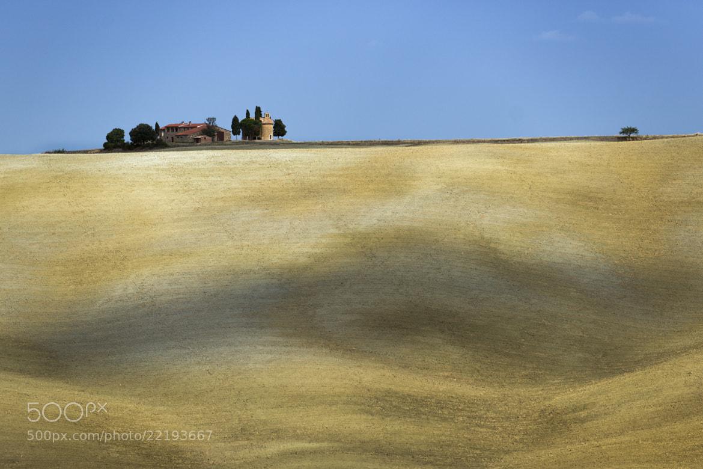 Photograph Vitaleta Pienza by Lorenzo Capolupi on 500px