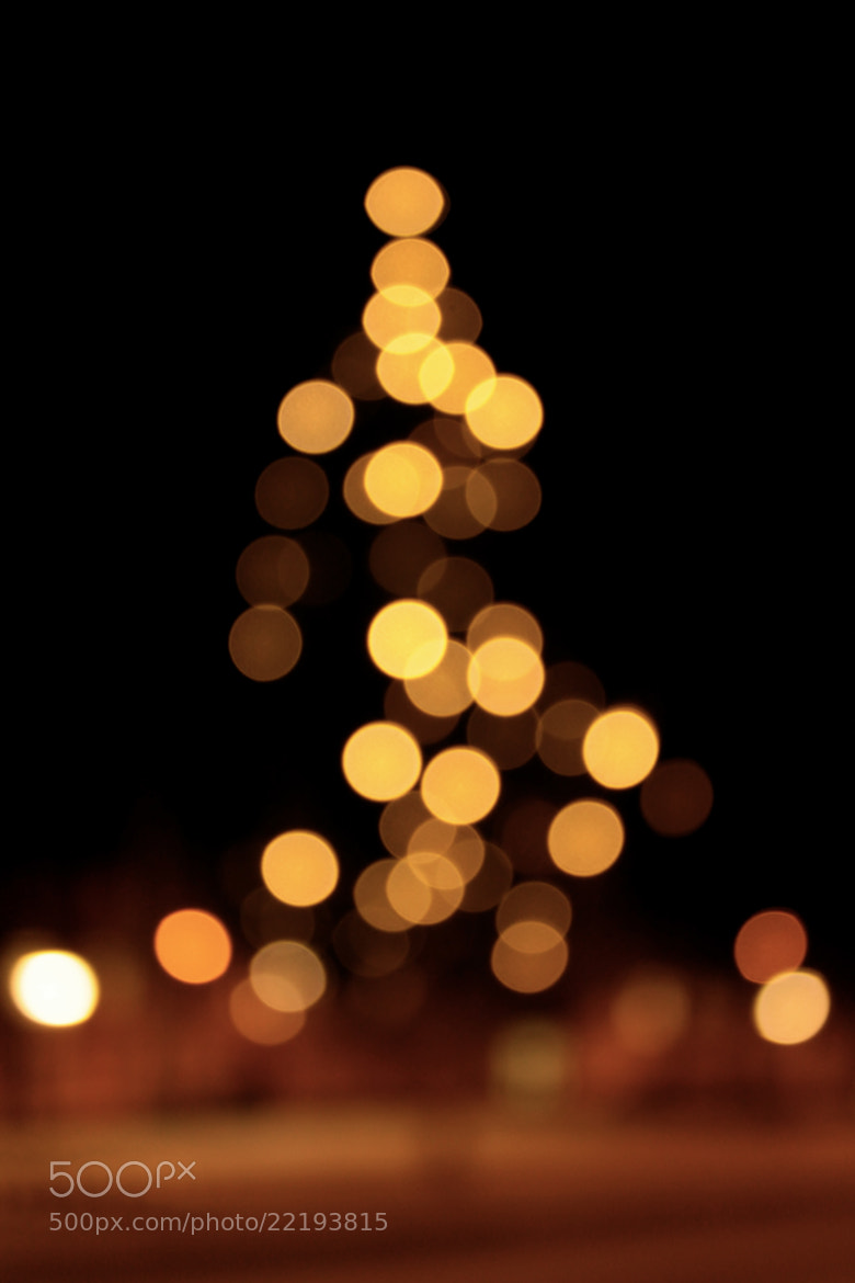 Photograph Christmas Tree by Sushant Savant on 500px