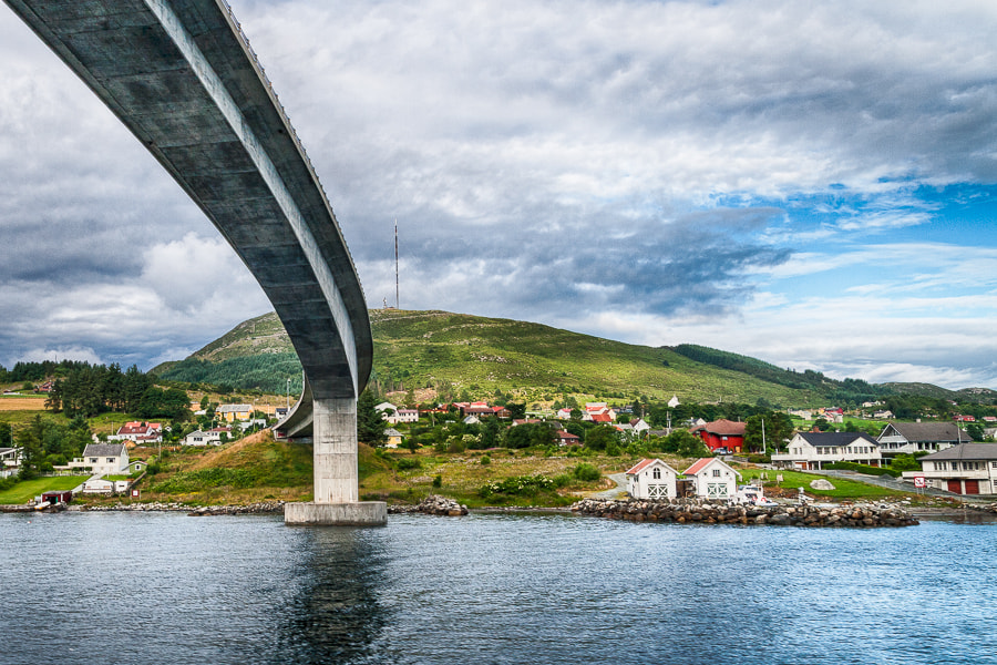 Photograph Bridge Over the Sea by Jose Agudo on 500px