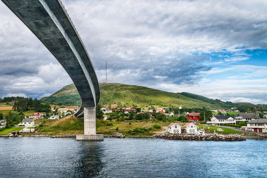Photograph Bridge Over the Sea by Jose Agudo on 500px