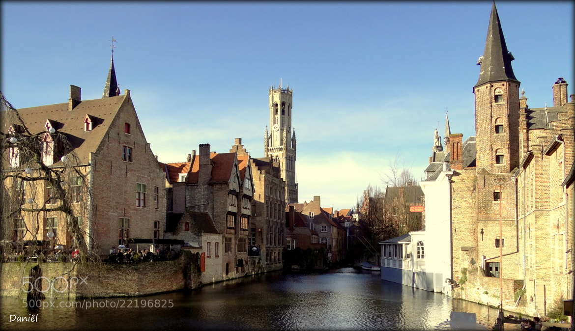 Photograph Bruges in the sun...   ..   . by Daniël Van Hoecke on 500px