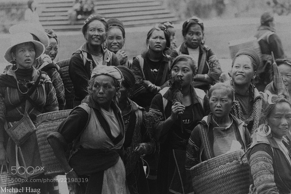 Photograph Black Hmong  by Michael Haag on 500px