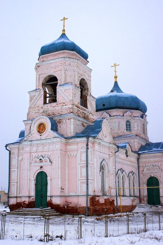 Photograph La iglesia antigua by Alexey Nakhimov on 500px