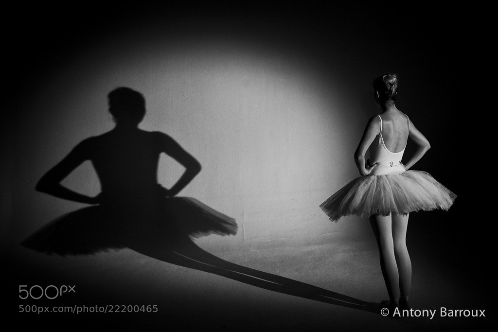 Photograph Ballerina by Antony Barroux on 500px