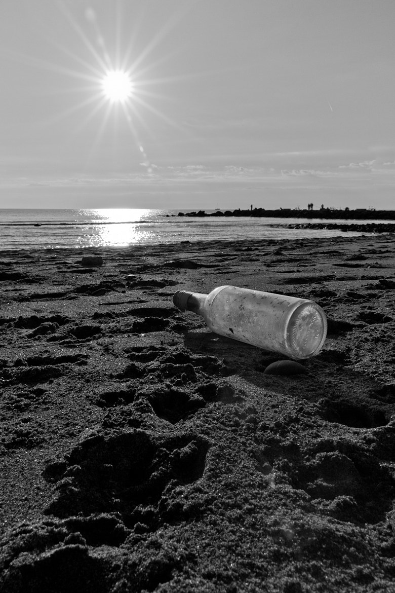 Photograph No message in the bottle by Diego Pisani on 500px