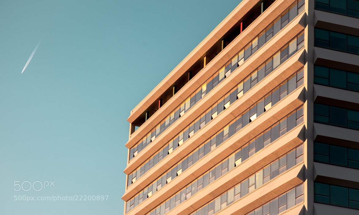 Photograph Light Side Building by Lio Mariotti on 500px