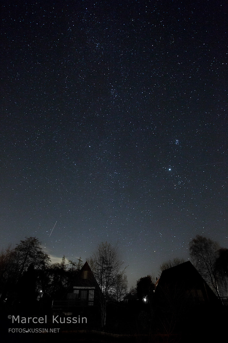Photograph Stars over north Germany by Marcel K on 500px