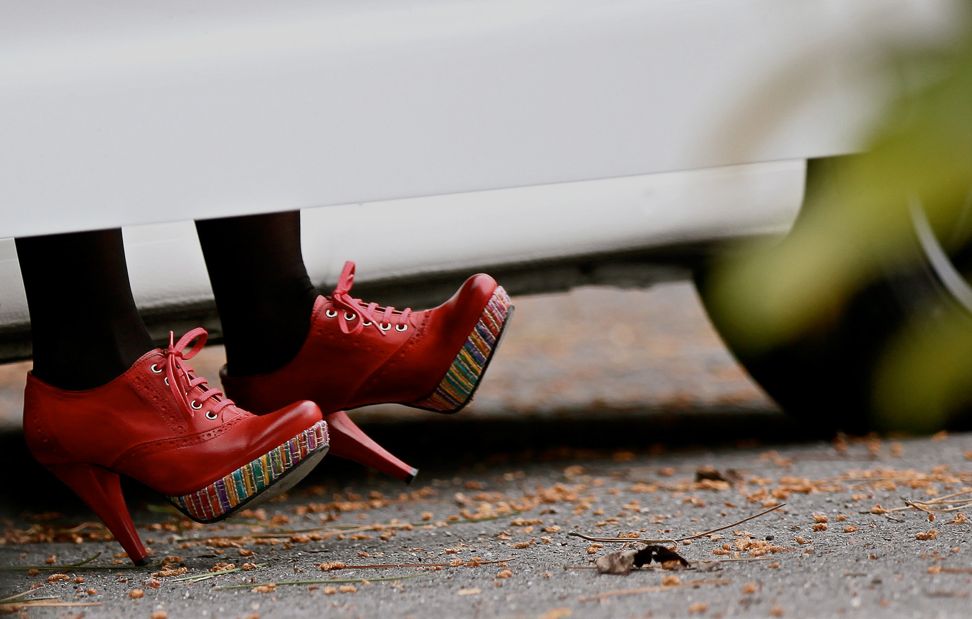 Photograph Red Shoes by Luisa Pinheiro on 500px