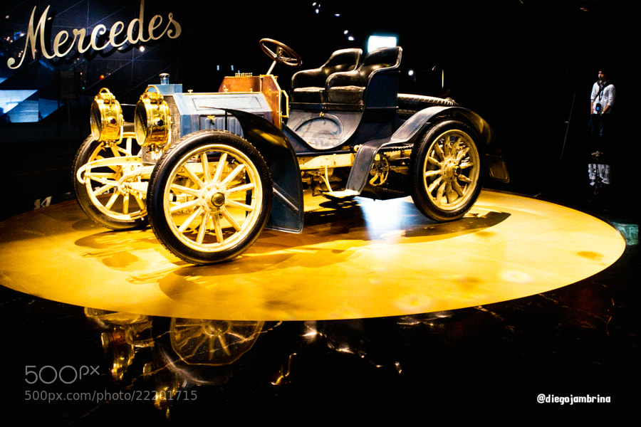 Admiración por Mercedes-Benz by Diego Jambrina (Elhombredemackintosh)) on 500px.com