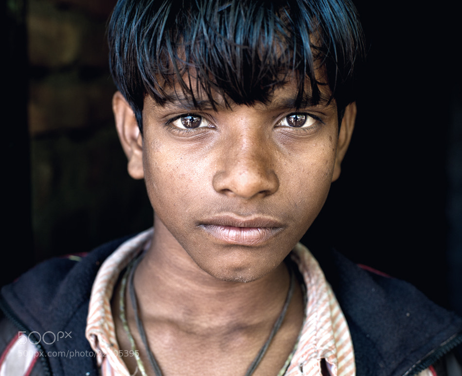 Photograph Street Boy Manish by Travel Shots on 500px