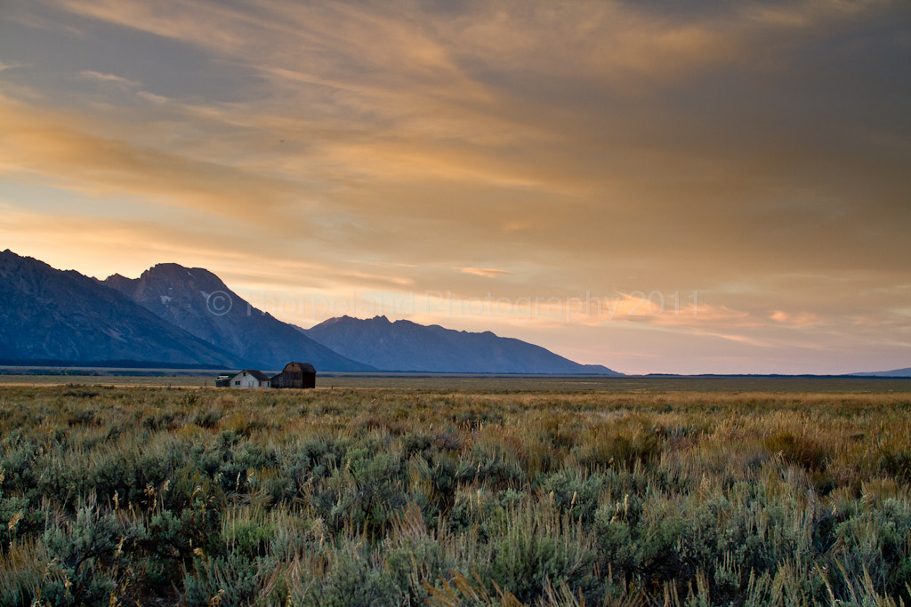 Photograph Little House on the Prairie  by Thorpe Griner on 500px