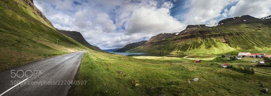 Súganðafjarðarvegur