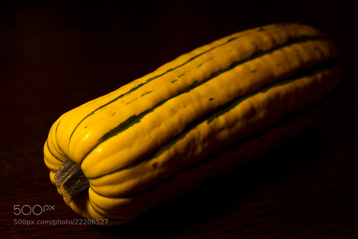Photograph Yellow Squash by Annie Macfhay on 500px