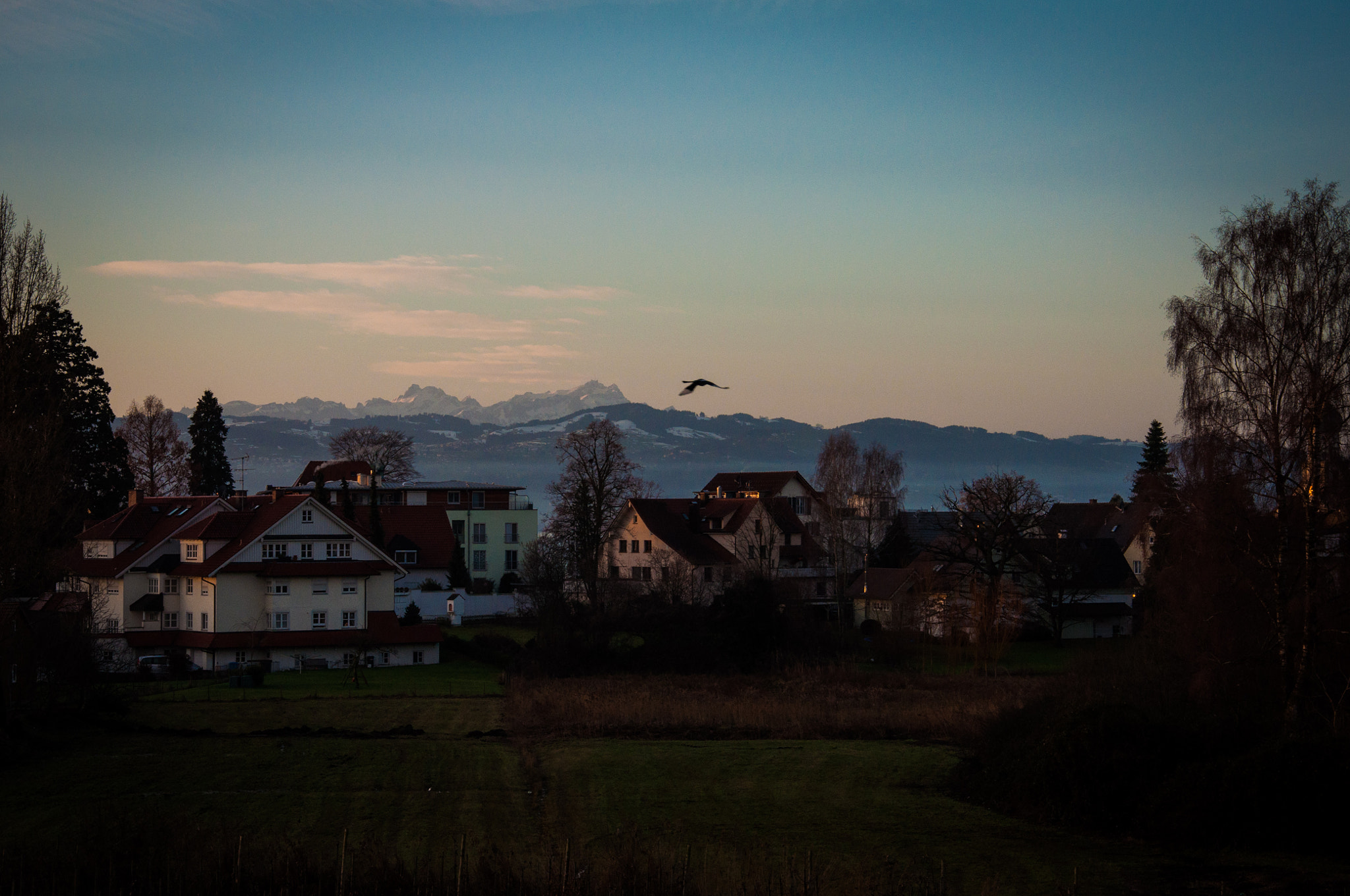 Photograph Nonnenhorn Abendstimmung by Philipp Mayinger on 500px