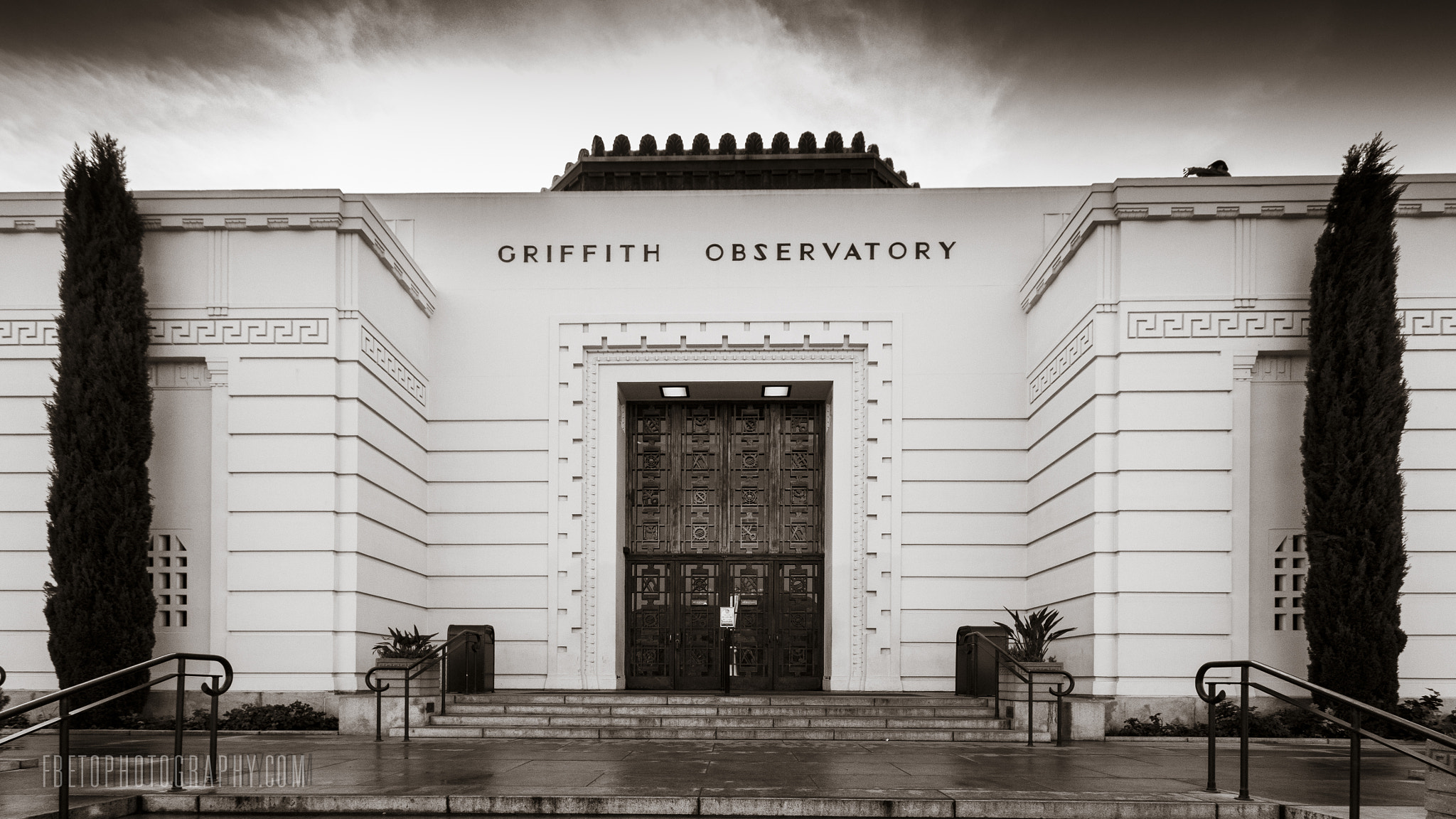 Photograph Griffith Observatory II by Fernando De Oliveira on 500px