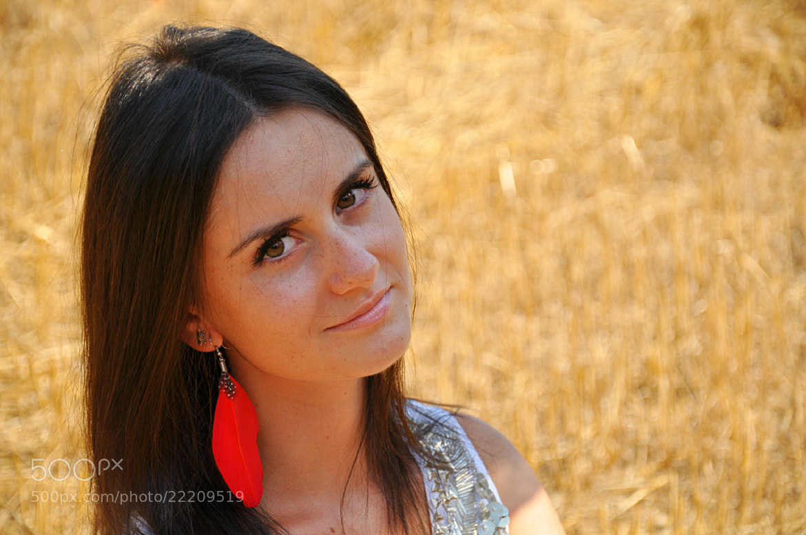 Photograph Girl from the gold garden by Mihaela Floriana Soare on 500px