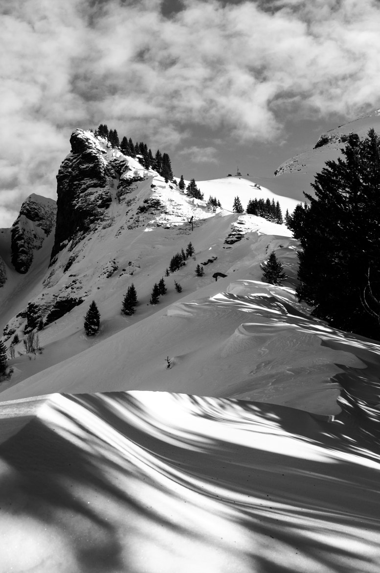 Photograph Off-Piste by Vincent Charvet on 500px