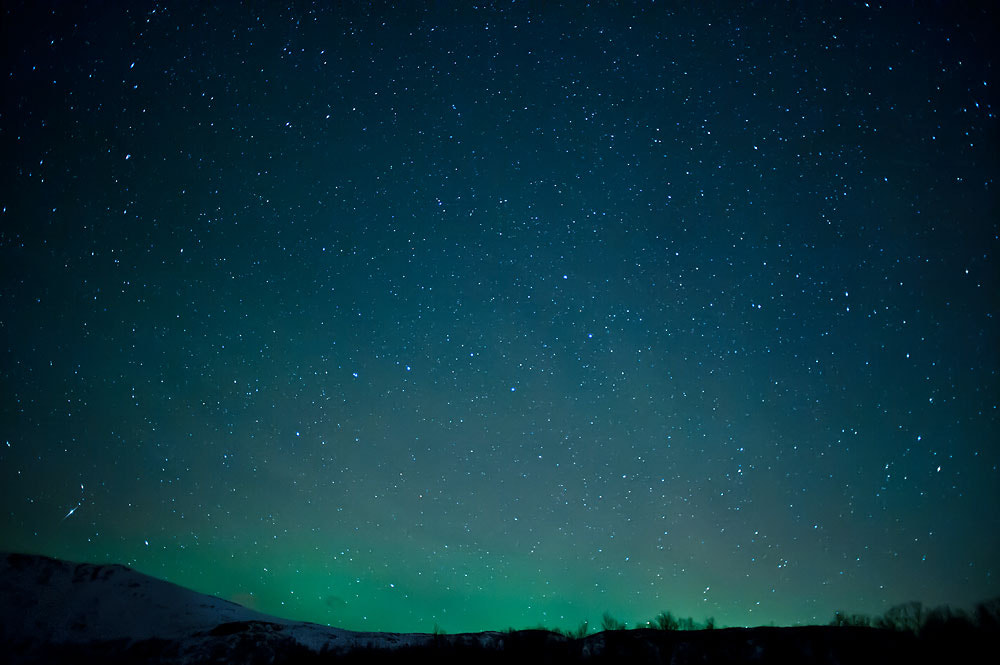 Photograph All stars by Frode Abrahamsen on 500px
