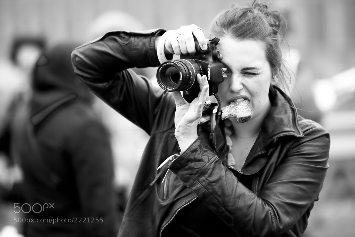 Photograph photography comes first but a girl's gotta eat. by Photocillin Photography on 500px