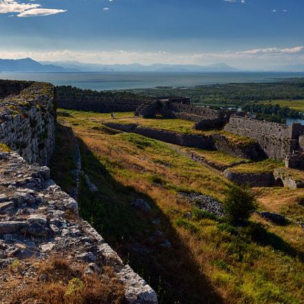 Rozafa Castle - Skadar (Albania)