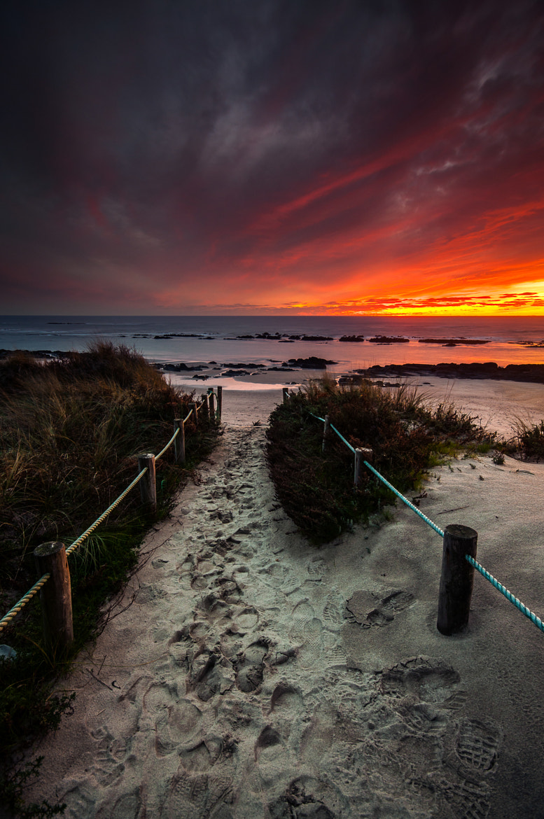 Photograph sunset by José Vieira on 500px