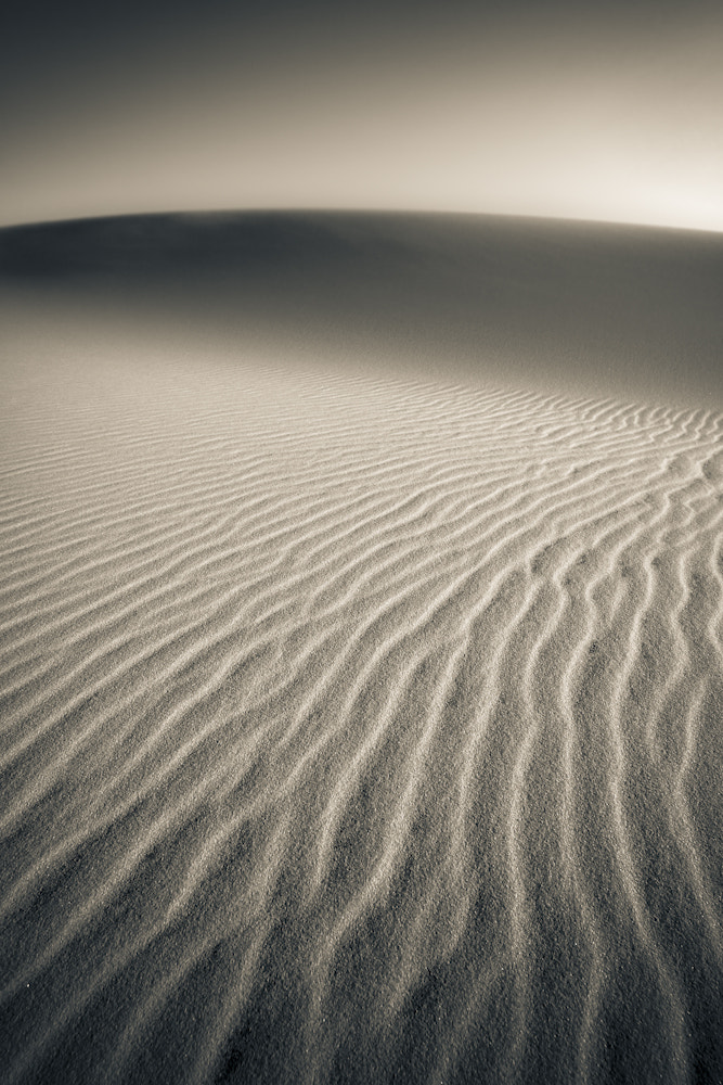 Photograph Ripples in the Sand by Mario Moreno on 500px