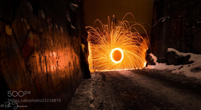 Photograph Pyromaniac by Riku Toivonen on 500px