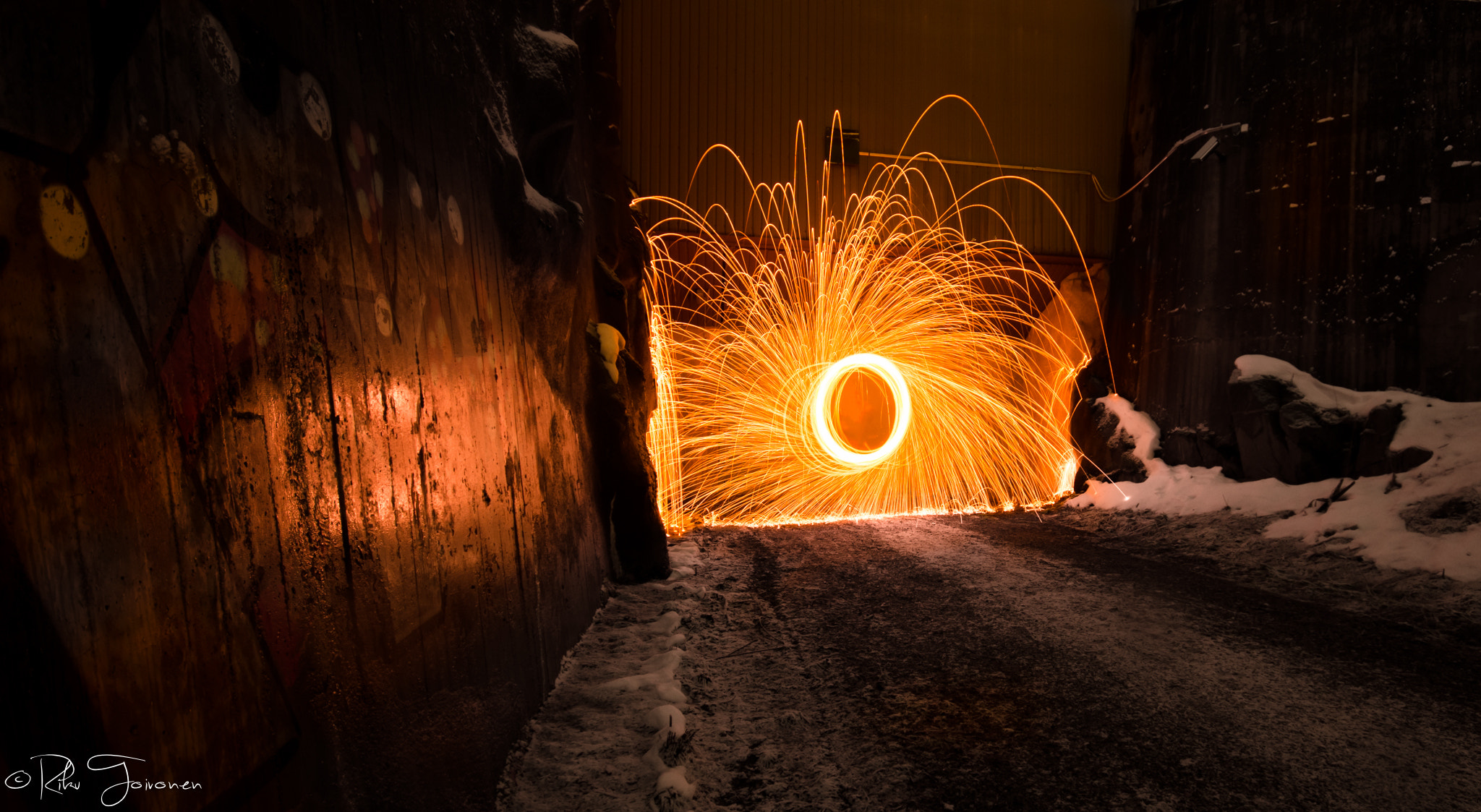 Photograph Pyromaniac by Riku Toivonen on 500px