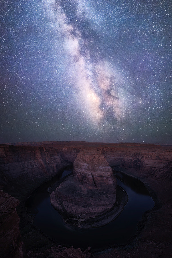 Desert Galaxy by Daniel F. on 500px.com