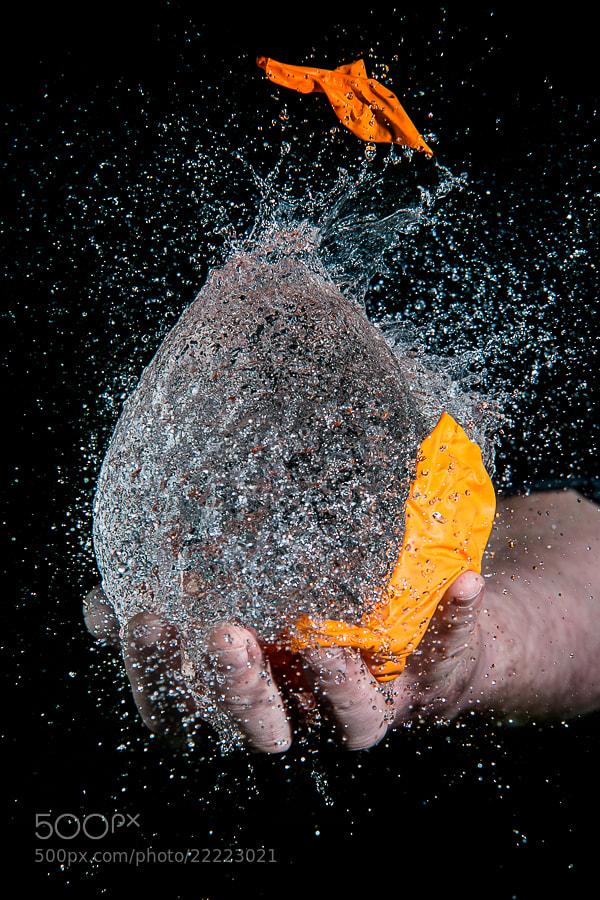 Photograph Hold on!! Don't let it slip away! by Sander Van den Berg on 500px