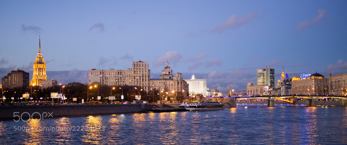 Photograph Moskau am Abend by Andreas Jo on 500px