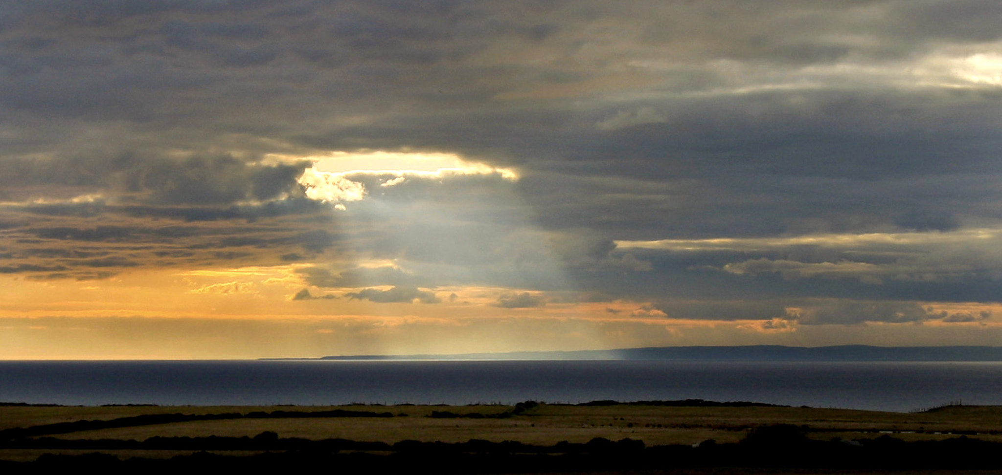 Photograph Sun ray over Tramore bay by Matt Kehoe on 500px