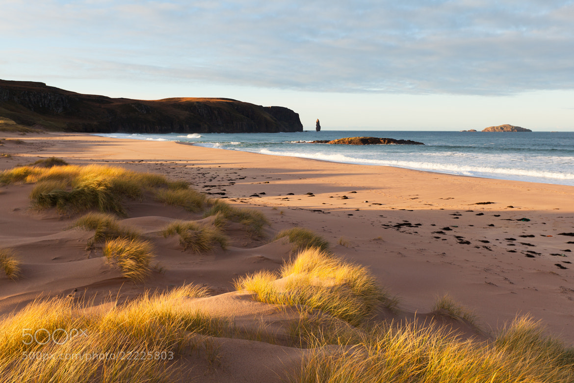 Photograph Sandwood Bay by Matthew Hellewell on 500px