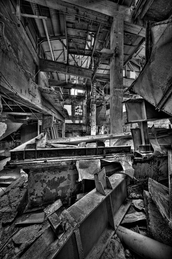 Photograph lost in demolition by Berny S. on 500px