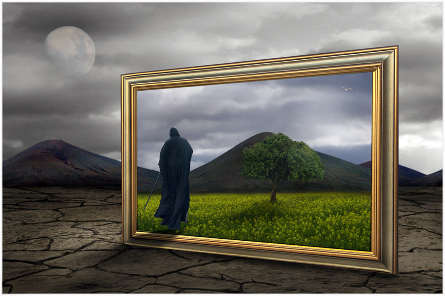 Photograph The Last World  by Patrick Desmet on 500px