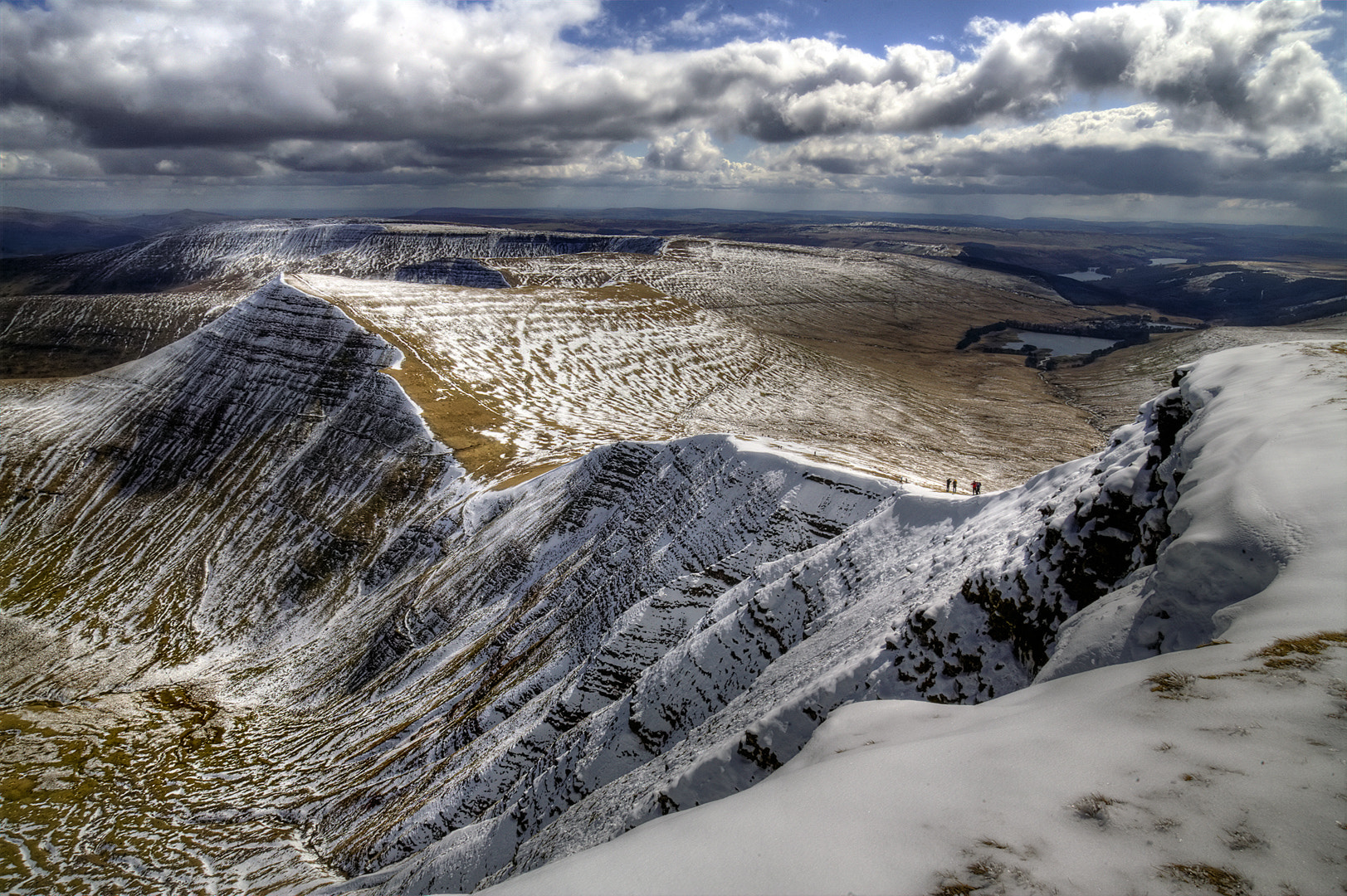 Photograph Welsh Peaks by jimthurston on 500px
