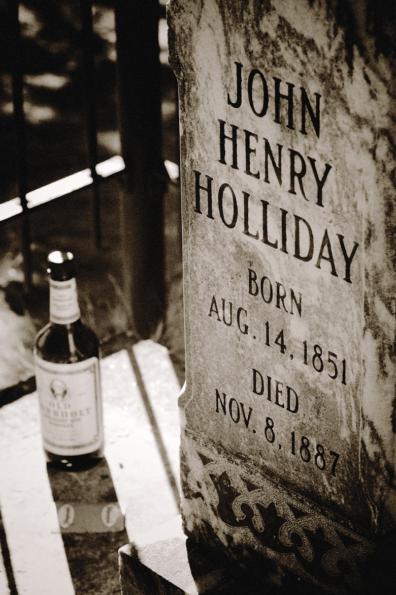 Photograph Doc Holliday's Grave by Jeremy E. Evans on 500px