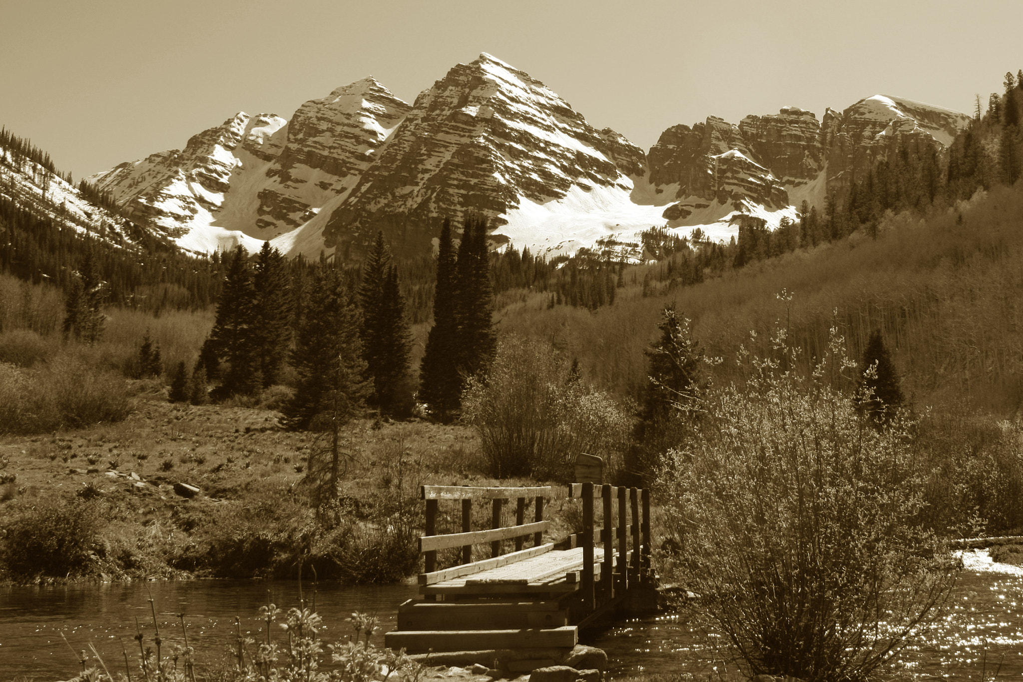 Photograph Maroon Bells by Denise Ellyson on 500px