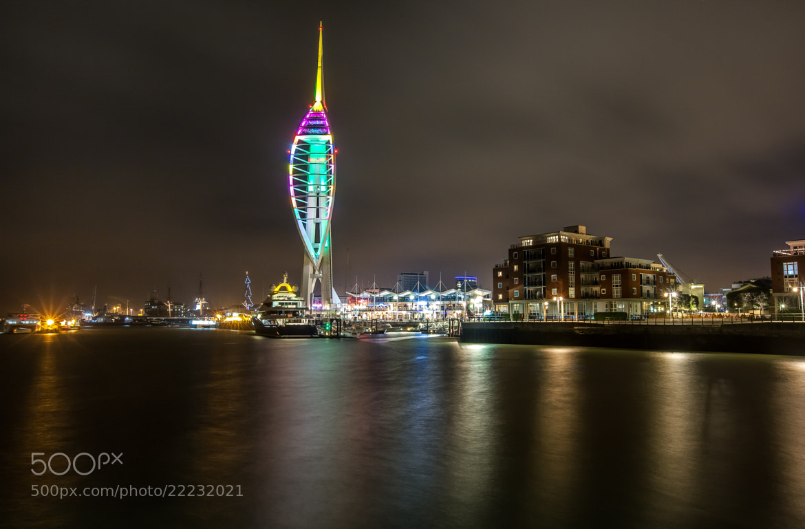 Photograph Portsmouth Habour by Alex Chu on 500px