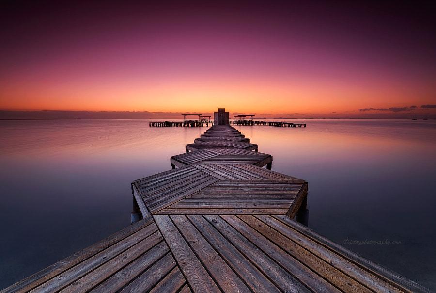 Mar Menor, автор — Joaquin Guerola на 500px.com