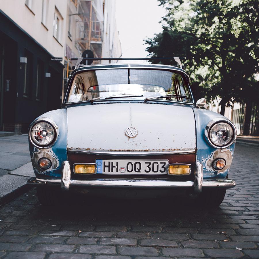 What a nice car!, автор — Simon Alexander на 500px.com