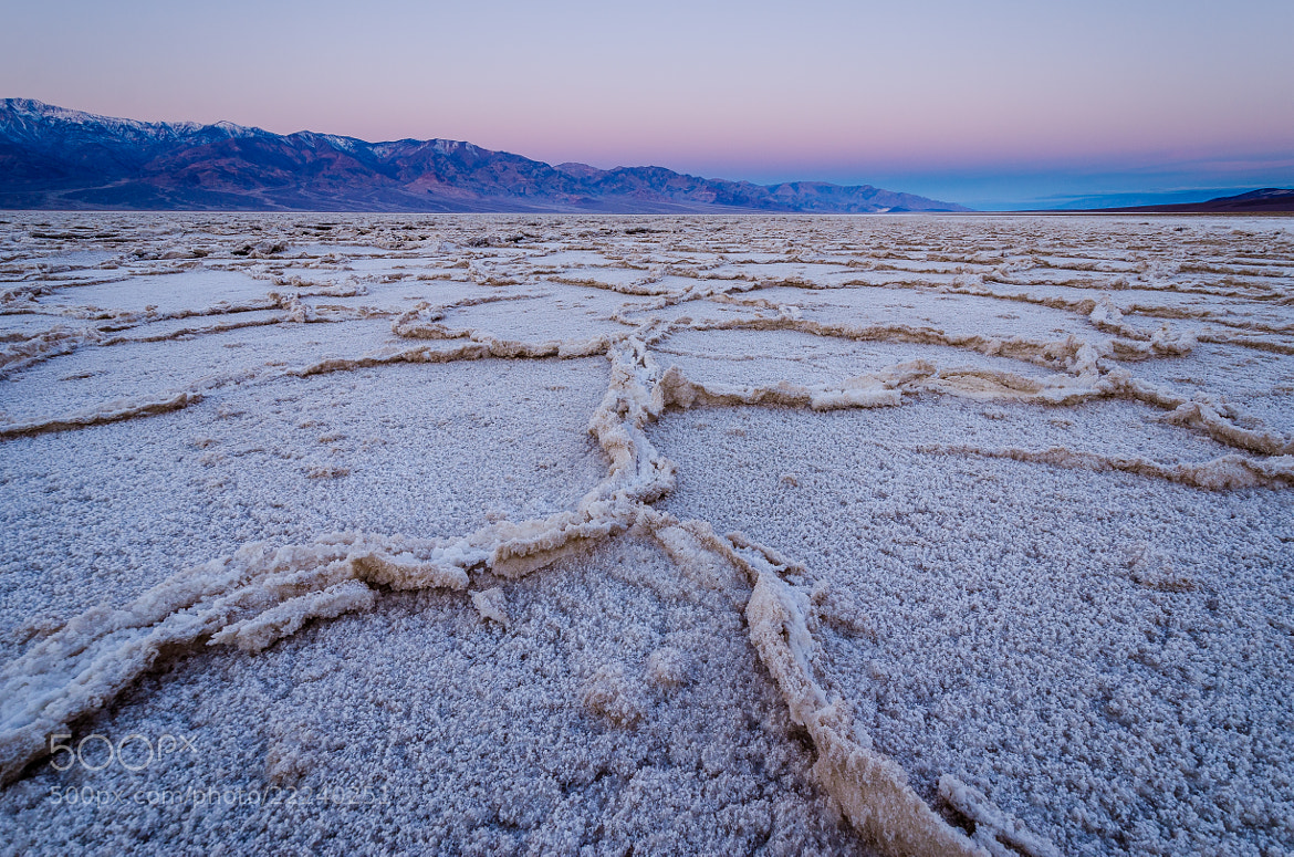 Photograph Badwater, Death Valley National Park, California by Sudheer G on 500px