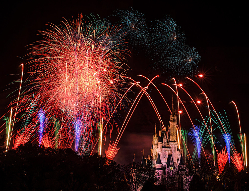 Photograph New Years 2012 Disney World by Christopher R. Gray on 500px