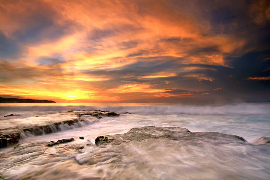 Photograph Dream Land Beach II  by Agoes Antara on 500px